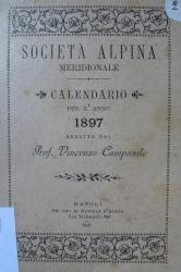 Calendario per l'anno 1897