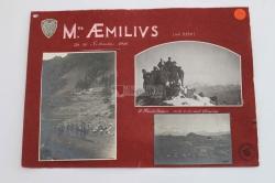 Il Monte Bianco dalla vetta dell'Emilius