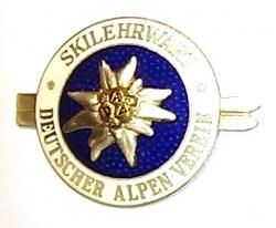 Skilehrwart Deutscher Alpenverein