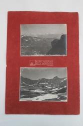 Il Cervino e il Gruppo del Monte Rosa dalla Rosa dei Banchi