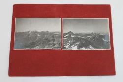 La Tersiva, il Cervino e il Gruppo del Monte Rosa