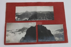 22-8-20 Panorama sul gruppo del Monviso dal Boucier