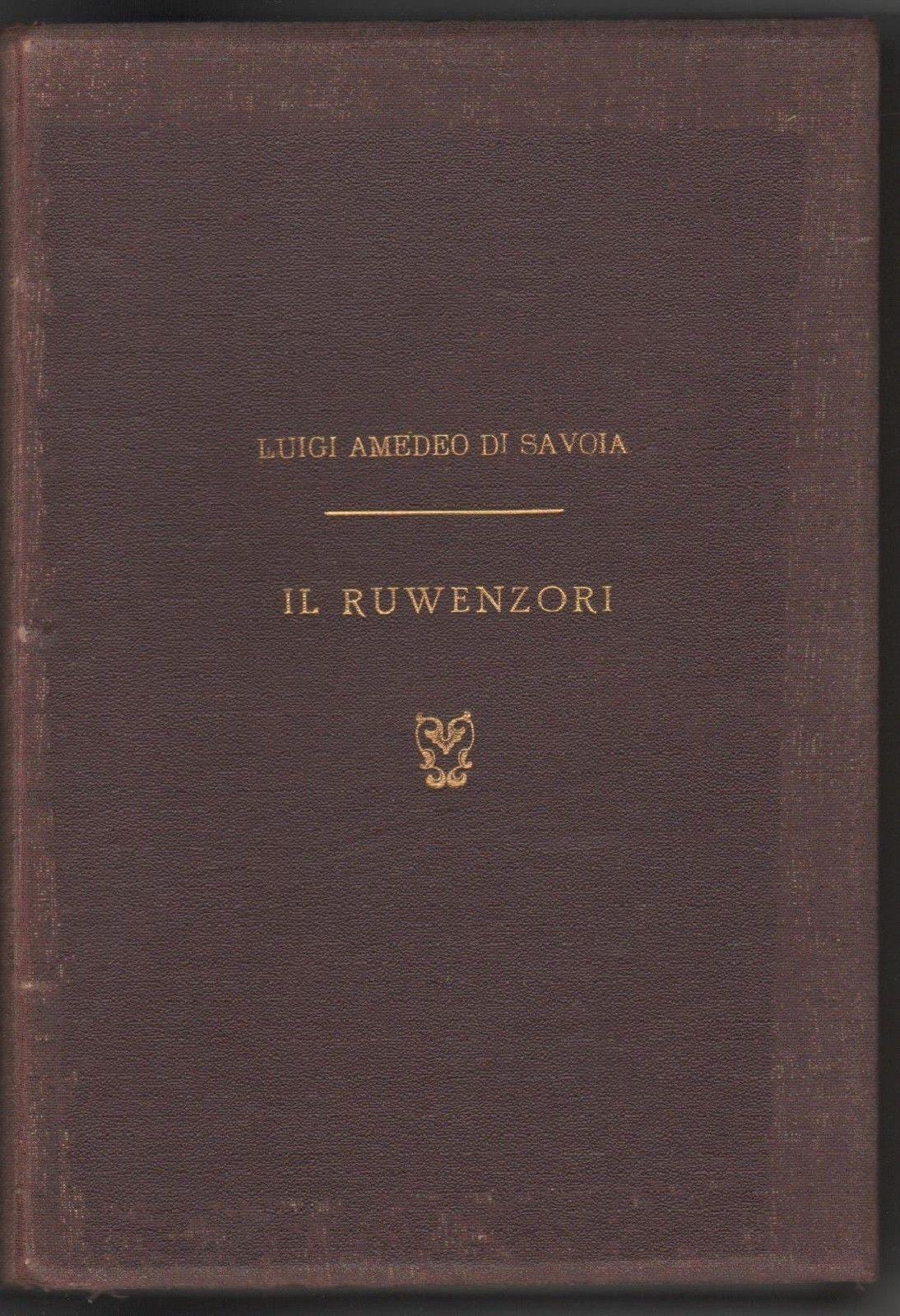 Ruwenzori Savoia