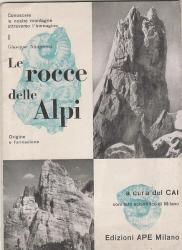 Le rocce delle Alpi