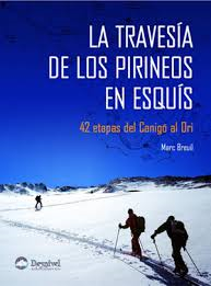 La traversia de los Pireneos en esquis