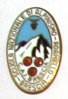 Scuola Nazionale di Alpinismo Adamello Brescia C.A.I. Brescia R G SA