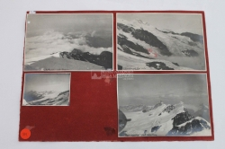 I ghiacciai del Lys dalla Capanna Q. Sella