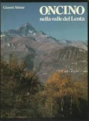 Oncino nella valle del Lenta