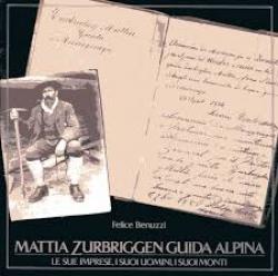 Mattia Zurbriggen guida alpina