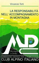 La responsabilità nell'accompagnamento in montagna