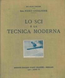 Lo sci e la tecnica moderna