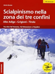 Scialpinismo nella zona dei tre confini