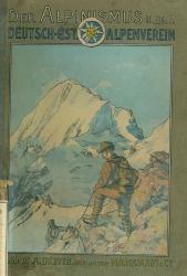 Der alpinismus und der deutsch österreichische alpenverein