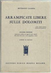 Arrampicate libere sulle Dolomiti