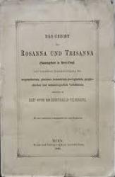 Das Gebiet der Rosanna und Trisanna