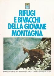 Rifugi e bivacchi della Giovane montagna