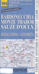 Bardonecchia, Monte Thabor, Sauze d'Oulx