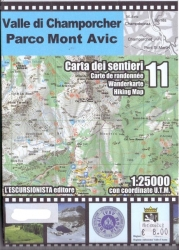 Valle di Champorcher, Parco Monte Avic