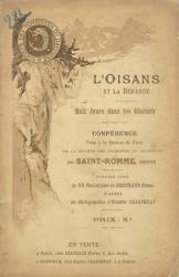 L'Oisans et la Bérarde