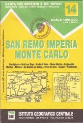 San Remo, Imperia, Monte Carlo