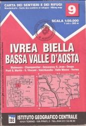 Ivrea, Biella, bassa Valle d'Aosta