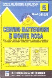 Cervino-Matterhorn e Monte Rosa