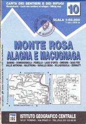 Monte Rosa Alagna e Macugnaga