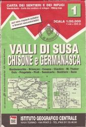 Valli di Susa Chisone e Germanasca