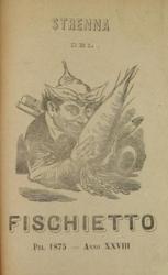 Strenna del Fischietto pel 1876