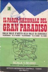 Il Parco nazionale del Gran Paradiso dalla Valle d'Aosta alla Valle di Ceresole, Valgrisanche, Val di Rhêmes, Valsavaranche, Val di Cogne, Val Soana