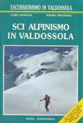 Sci alpinismo in Valdossola