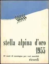 Stella alpina d'oro 1955