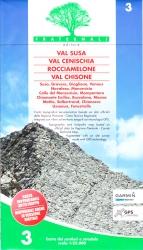 Val Susa, Val Cenischia, Rocciamelone, Val Chisone
