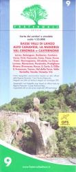 Basse Valli di Lanzo, Alto Canavese, La Mandria, Val Ceronda e Casternone