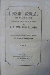 L'incendio vesuviano del 26 aprile 1872