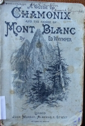 Chamonix and the range of Mont Blanc
