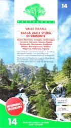 Valle Grana, Bassa Valle Stura di Demonte