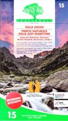Valle Gesso, Parco naturale delle Alpi Marittime