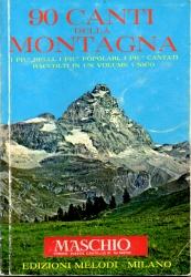 90 canti della montagna