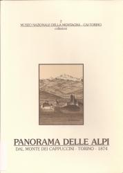 Panorama delle Alpi dal Monte dei Cappuccini