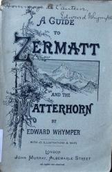 The Valley of Zermatt and the Matterhorn