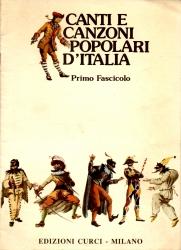 Canti e canzoni popolari d'Italia