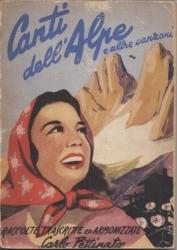 Canti dell'Alpe ed altre canzoni