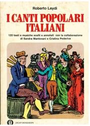 I canti popolari italiani