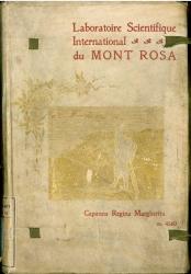 Laboratoire scientifique du Mont Rose