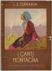 I canti della montagna