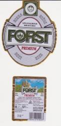 Forst Birra Bière Premium