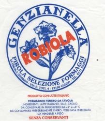 Genzianella Robiola