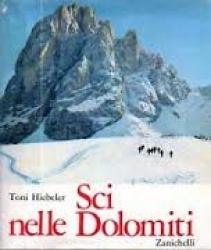 Sci nelle Dolomiti