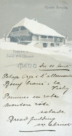 Chalet Bernois